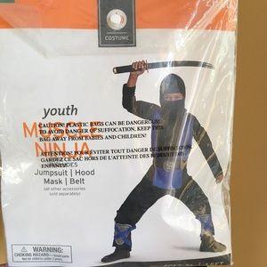 Other - Kid Muscle Ninja Costume